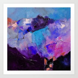 abstract 884130 Art Print