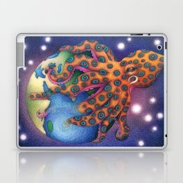 """Octo World"" Laptop & iPad Skin"