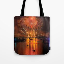 Happy 4th of July, USA!!! Tote Bag