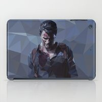 uncharted iPad Cases featuring Charted by Jason Ferry