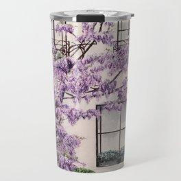 Lilac Lane Travel Mug