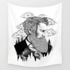 JOHN MUIR Wall Tapestry