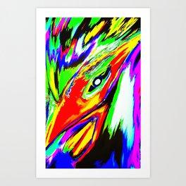 Storm-I Art Print