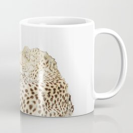 Sleeping cheetahs Coffee Mug