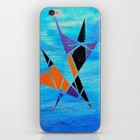 ninja iPhone & iPod Skins featuring Ninja by takingachancexo