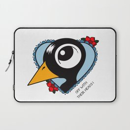 OFF WITH THEIR HEADS!! Laptop Sleeve