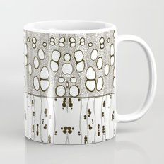 Inside White Ash Mug