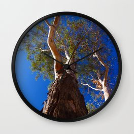 Natures Tree Wall Clock