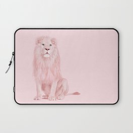 ALBINO LION Laptop Sleeve