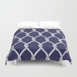 Shiver my timbers Duvet Cover