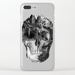 The Final Adventure Clear iPhone Case
