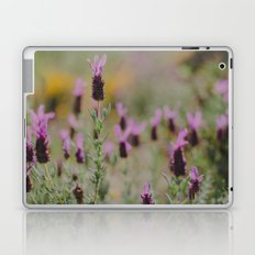 Smell the Lavender Laptop & iPad Skin