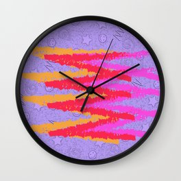 90's Kid Wall Clock