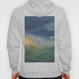 SunnySide Up - Abstract Nature Hoody