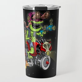 Space Dawg Travel Mug