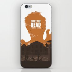 The Walking Dead Prison Walkers iPhone & iPod Skin