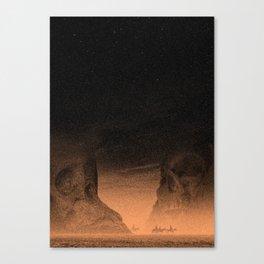 Blood Meridian Canvas Print