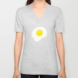 Fried Eggs Unisex V-Neck
