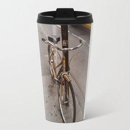 New York Bicycle Travel Mug