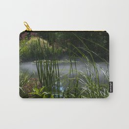 Misty Lily Pond Carry-All Pouch