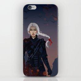 Manon Blackbeak iPhone Skin