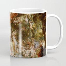 The Feast of Venus by Peter Paul Rubens Coffee Mug