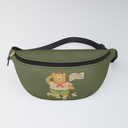 Adventure Is Out There Fanny Pack