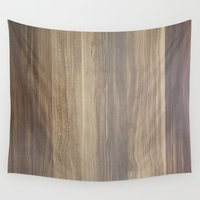 wood Wall Tapestries featuring Wood  by Words N Quotes