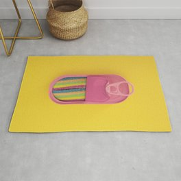 Canned candy Rug
