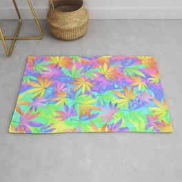 Take A Little Trip With Weed Rug