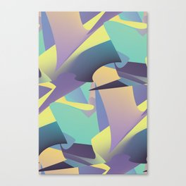 Holo Yolo Canvas Print
