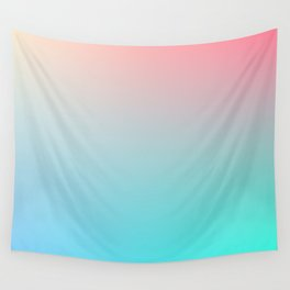 AESTHETICS / Plain Soft Mood Color Tones Wall Tapestry