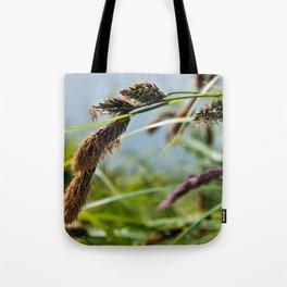 Alaskan Foliage Photography Print Tote Bag