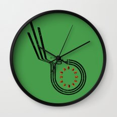 Roadfighter Wall Clock