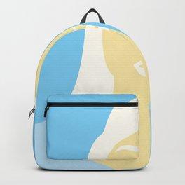 winter sadness Backpack