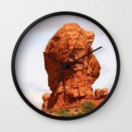 An Unique Rockformation Wall Clock