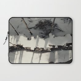 All That's Left Laptop Sleeve