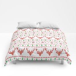 Christmas Sweater Comforters