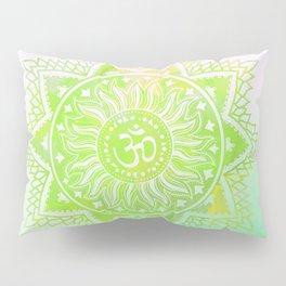 Aum lotus Pillow Sham