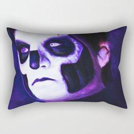 Depth Of Satan's Eyes Rectangular Pillow