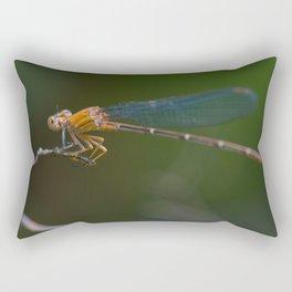 wandering glider Rectangular Pillow
