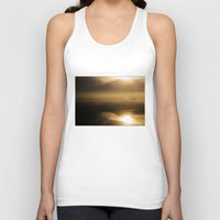 breathe Tank Tops featuring Breathe by DebS Digs Photo Art