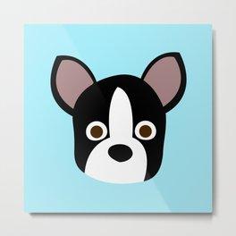 Dog lover #01 Metal Print