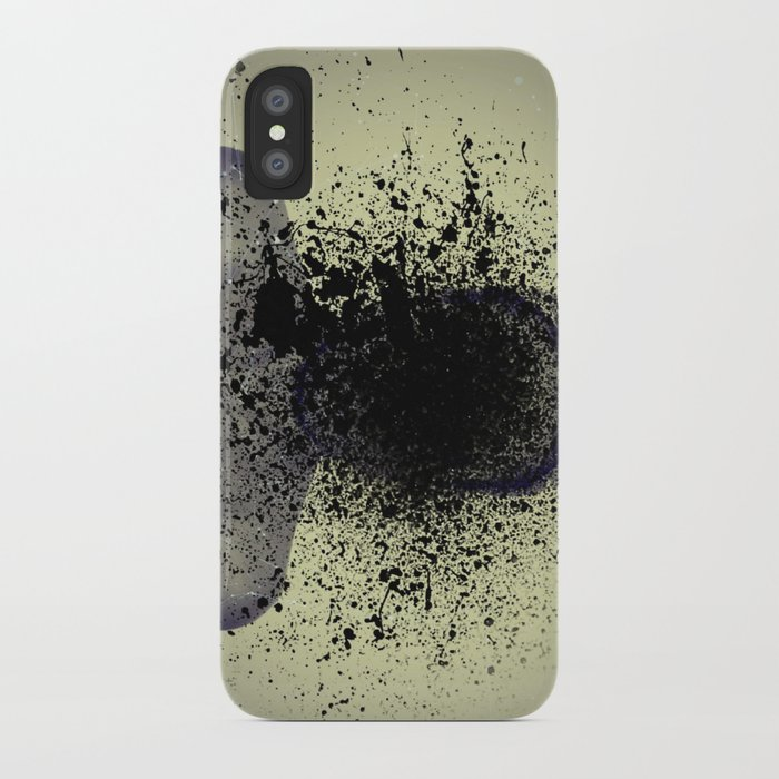 slinging iPhone Case