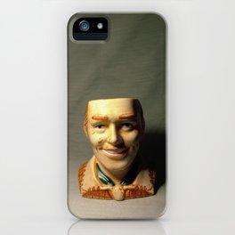 Salt Shaker Lobotomy Man iPhone Case