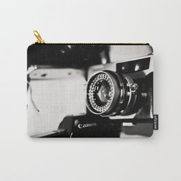 camera love b/w Carry-All Pouch