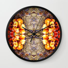 Ground Alter Wall Clock