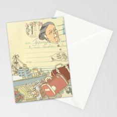 Great-grandmother's secret Stationery Cards