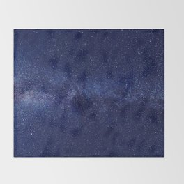Milky Way Throw Blanket
