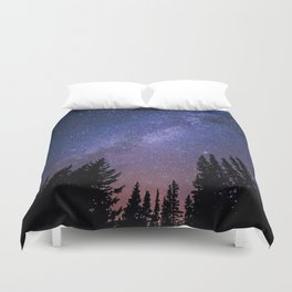 Counting Stars Duvet Cover